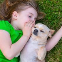 La contribució d'una mascota en el desenvolupament del nen