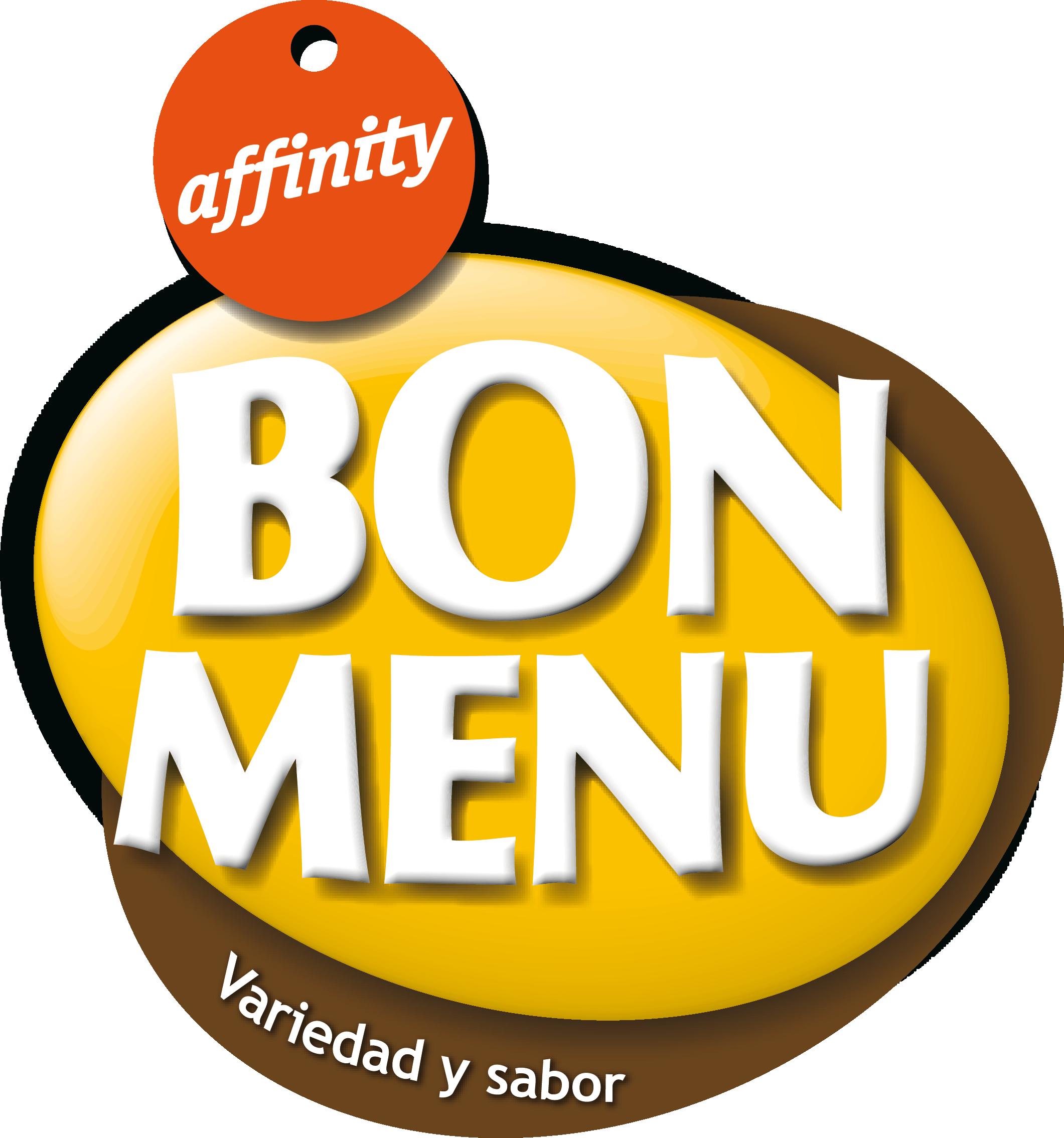 Affinity Bon Menu