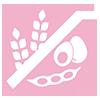 Formulado sin trigo, soja ni huevo