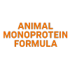 Animal monoprotein fomula**