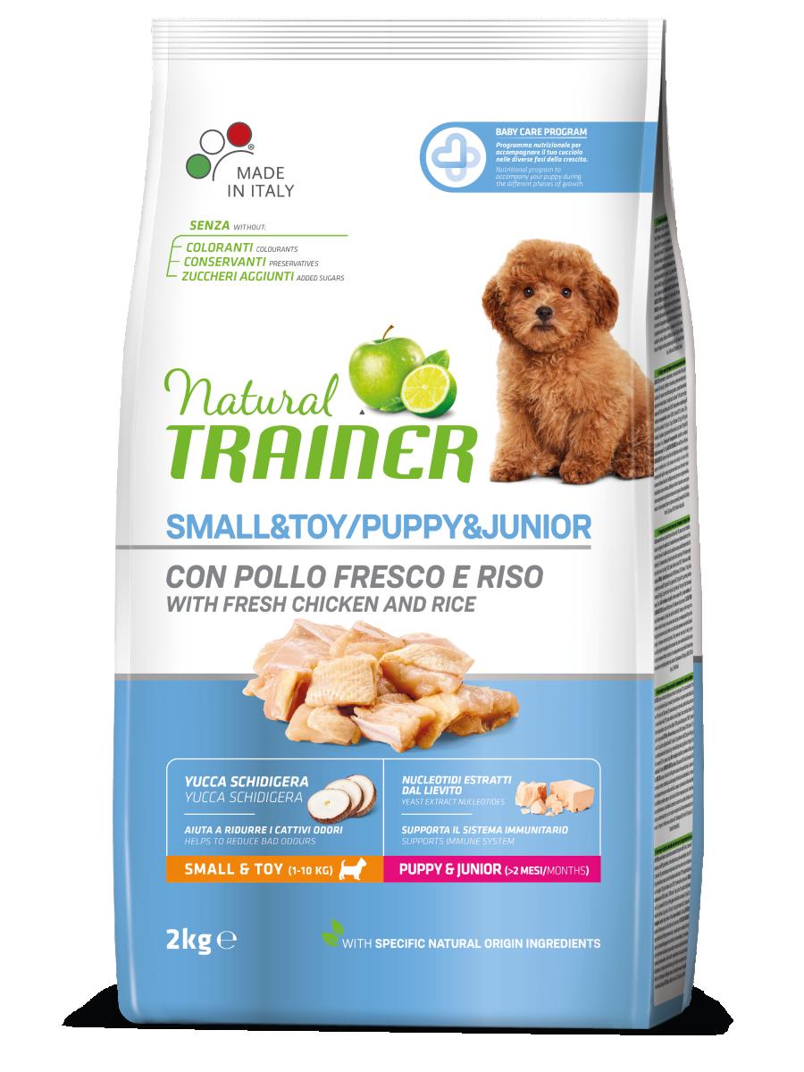 Puppy&Junior Mini con pollo