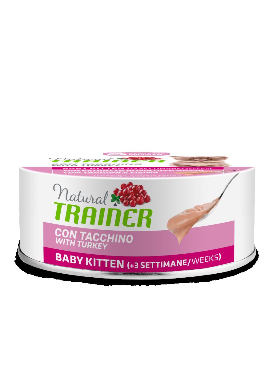 Baby Kitten Turkey