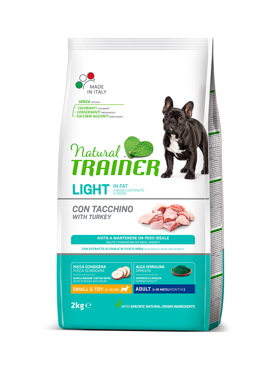 Ideal Weight Mini Adult con Carnes Blancas