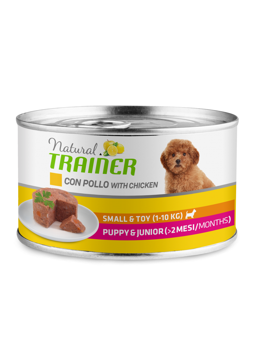 Maintenance Small&Toy Puppy&Junior con pollo