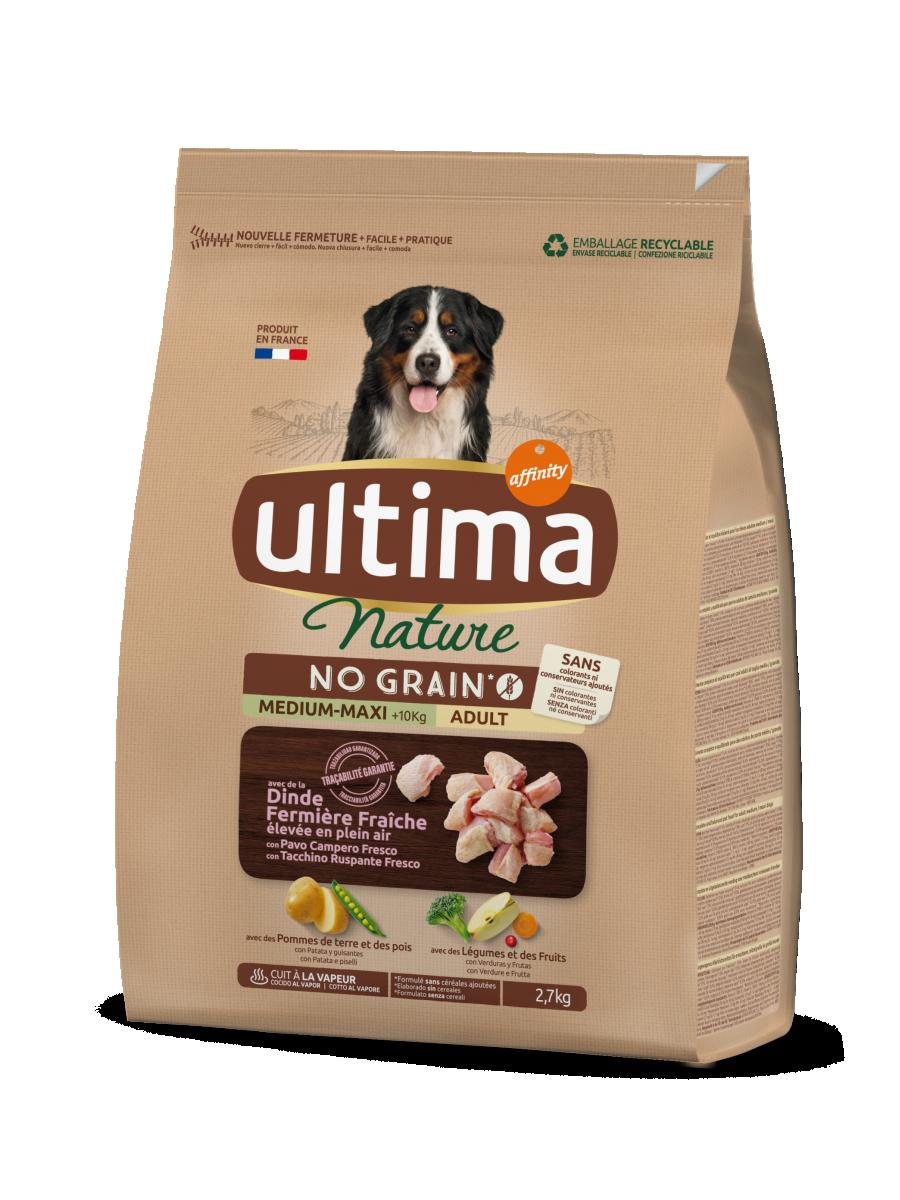 Nature No Grain Medium-Maxi con Pavo