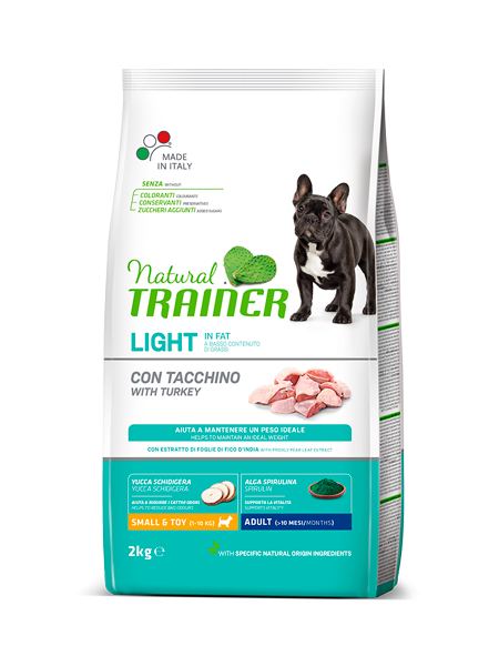 Ideal Weight Mini Adult White Meats