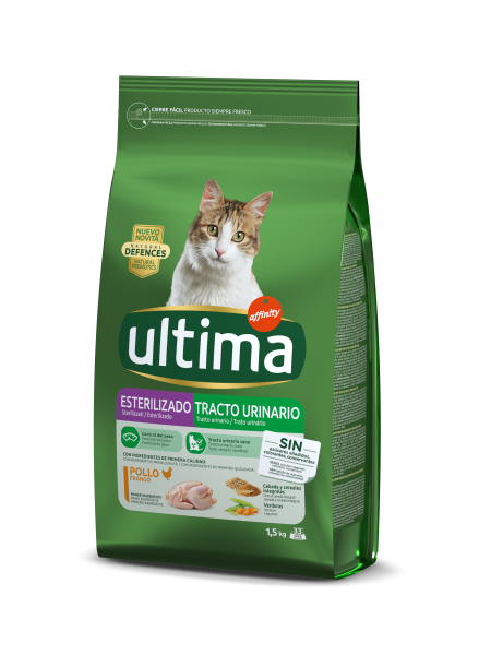Sterilized Urinary Tract with Chicken