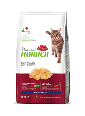 Natural Cat Adult con Pollo