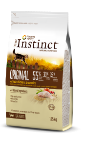 ORIGINAL CON POLLO Y ARROZ INTEGRAL – Adult