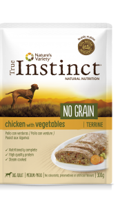 NO GRAIN CHICKEN – TERRINE – MEDIUM/MAXI – ADULT