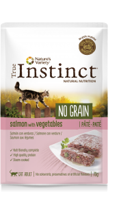 NO GRAIN SAUMON – PÂTÉ – ADULT