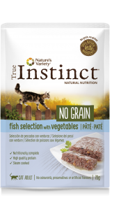NO GRAIN FISH SELECTION – PÂTÉ – ADULT
