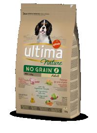 No Grain Mini Adult Dinde