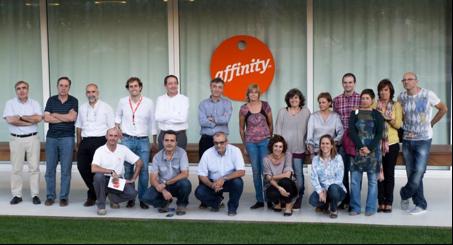 Affinity reúne a los expertos en dermatología veterinaria